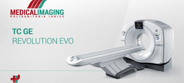 L'innovazione della TAC con TC GE Revolution EVO