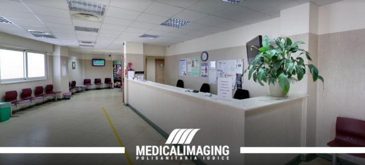 Centro radiologico a Caserta Medical Imaging di Polisanitaria Iodice