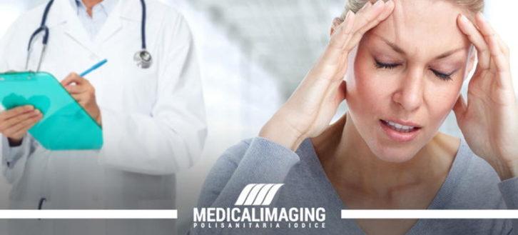 Cefalea: diagnosticarla con la tac al cranio