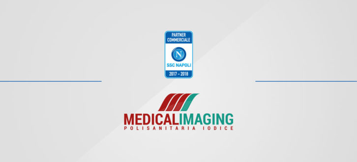 Medical Imaging Polisanitaria Iodice è Partner Commerciale SSC Napoli 2017-2018