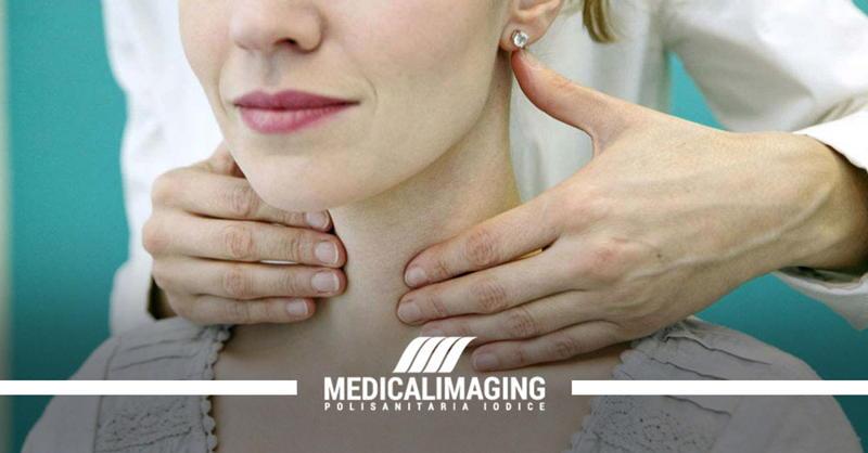 ipertiroidismo visita endocrinologica