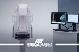 Nuovo mammografo Medical Imaging