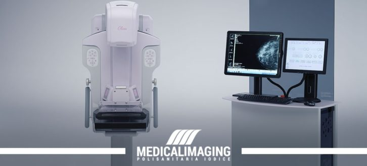 IMS Giotto Class 3D, il nuovo mammografo di Medical Imaging