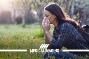 allergie respiratorie tac torace