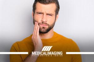 denti del giudizio e ortopanoramica