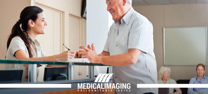 Polisanitaria Iodice: lo studio diagnostico Medical Imaging